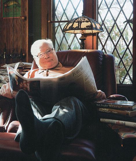 Dick Feagler 2009