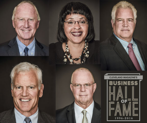2016 Northeast Ohio Business Hall of Fame Inductees