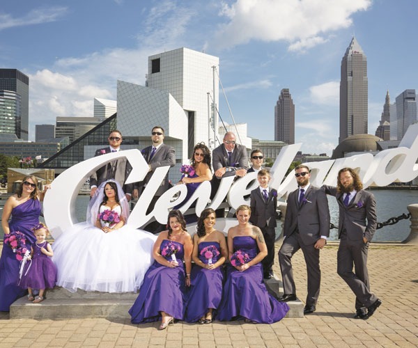 How to CLE Your Wedding: 3 Must-Have Photo Locations