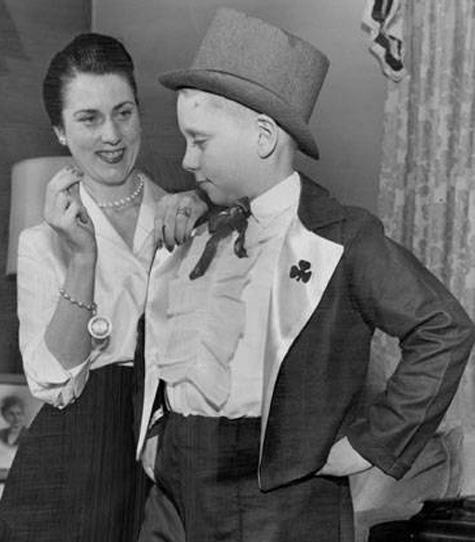 1957 Irish Kid, Cleveland Press Collection