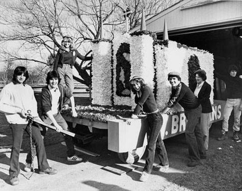 1979 Parade Float, Cleveland Press Collection