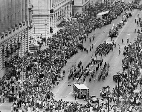 1982 St. Patrick's Day Parade, Cleveland Press Collection