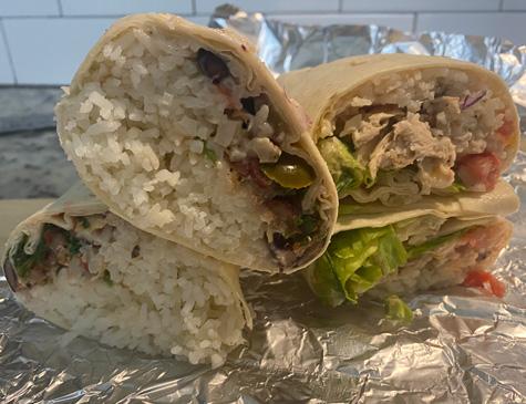 Big Mamma's Burrito, Dillon Stewart