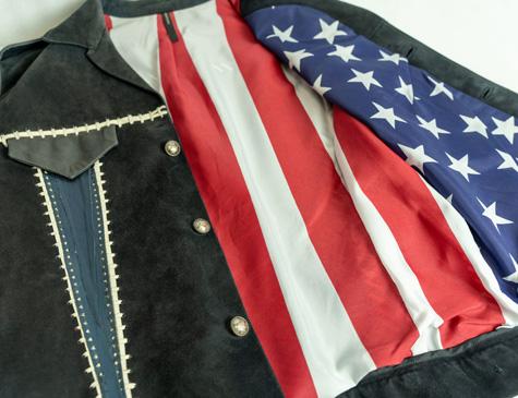 Bono of U2's Super Bowl Halftime Show Jacket