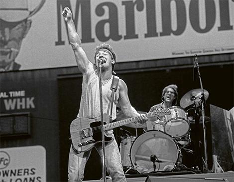Bruce Springsteen in Cleveland