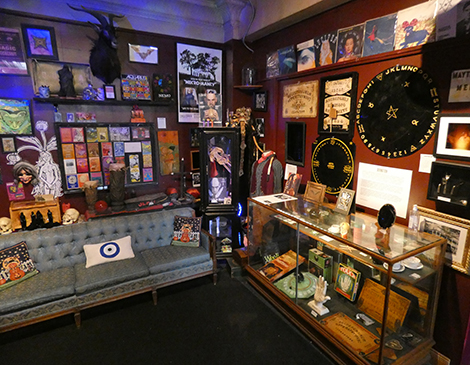 Buckland Museum of Magick and Witchcraft