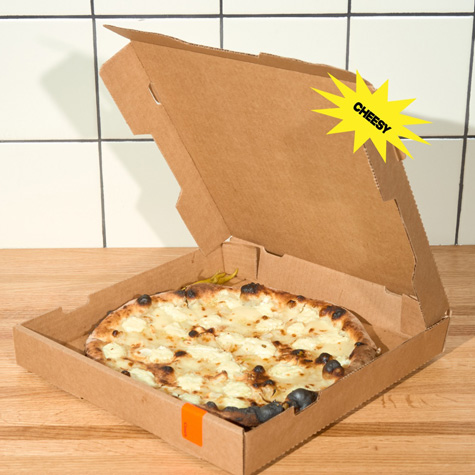 Cents Pizza & Goods Cheese Pizza