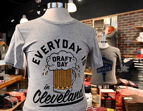 Cleveland Clothing Co. Beer