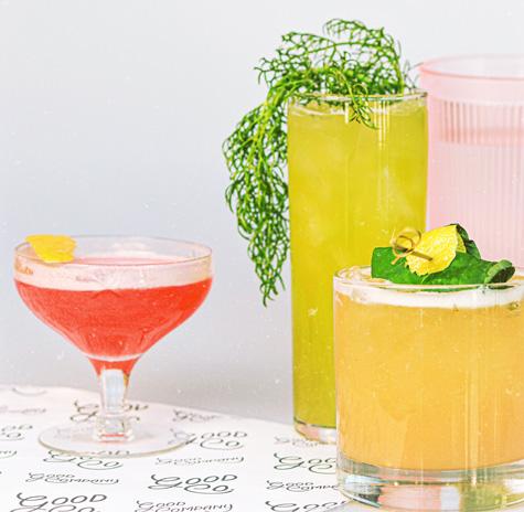 Good Company To-Go Cocktails