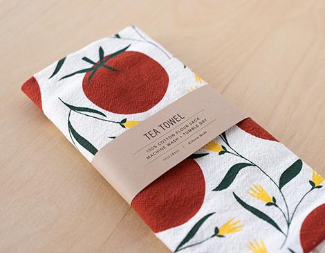 Hazelmade Tea Towel