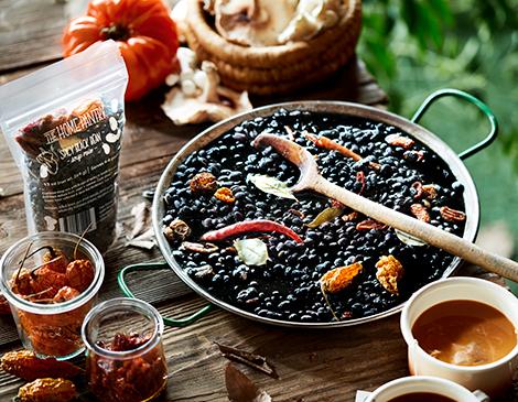 Home Pantry Black Bean Soup