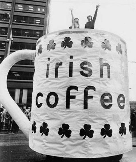 Irish Coffee, Cleveland Press Collection