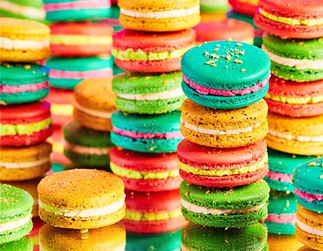 Little EmporiYum Bakery's Savory Macarons