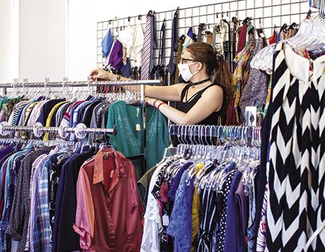 Margie's Closet's Transgender Thrift Store