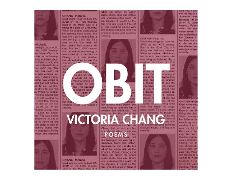 Obit by Victoria Chang