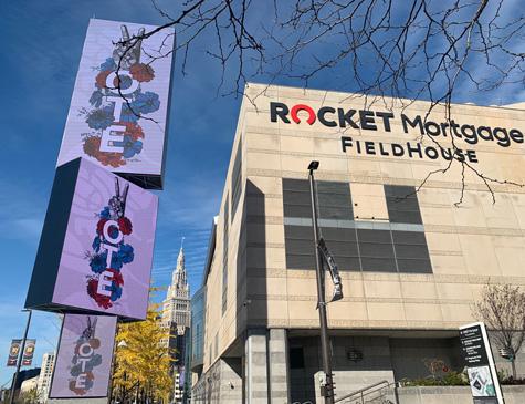 Rocket Mortgage FieldHouse