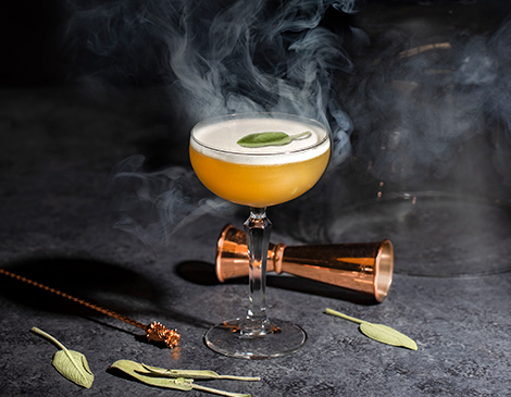 Sage Cocktail