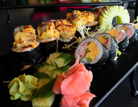 Sakana Sushi's Vegan Sushi