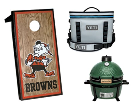 Tailgate Must-Haves