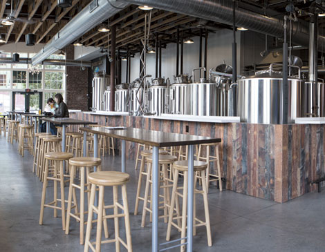Terrestrial brewing Co.