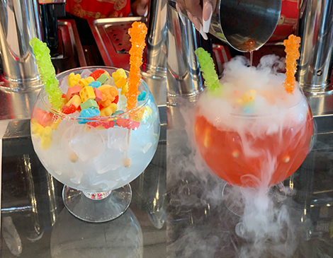 The Candyman, Haunted Restaurant