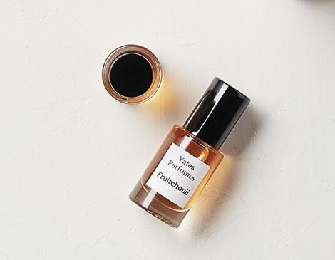 Yates Perfumes Fruitchouli