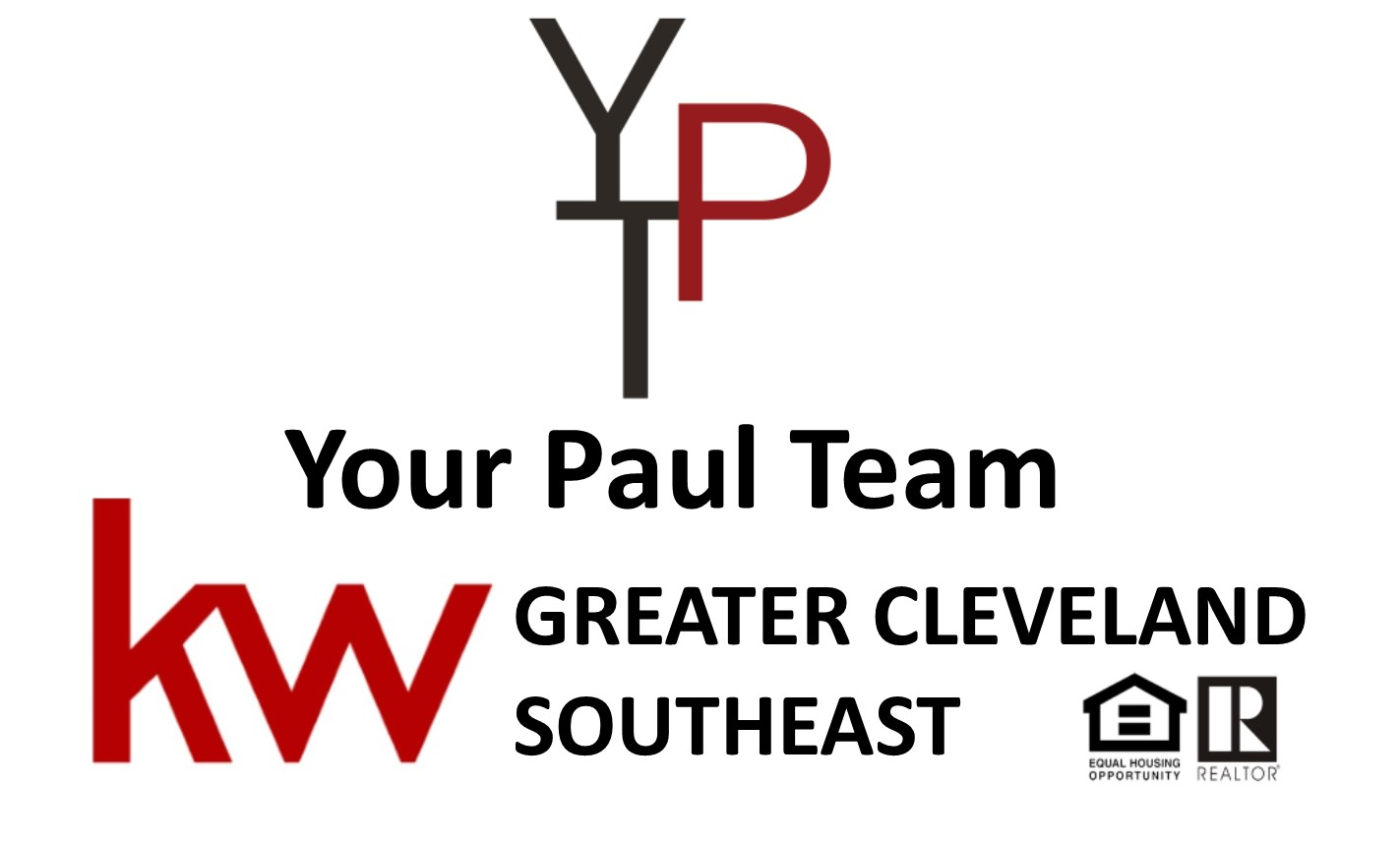 logo with larger your paul team