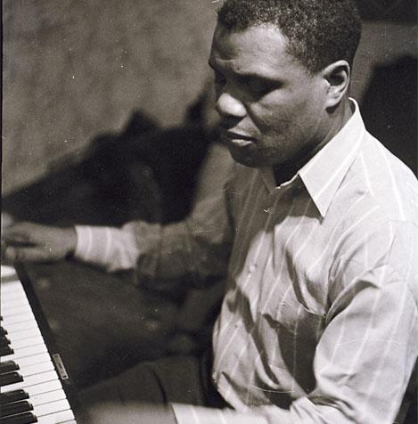 Jasper Wood Montana Taylor Playing the Piano