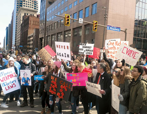 Cleveland March For Our Lives