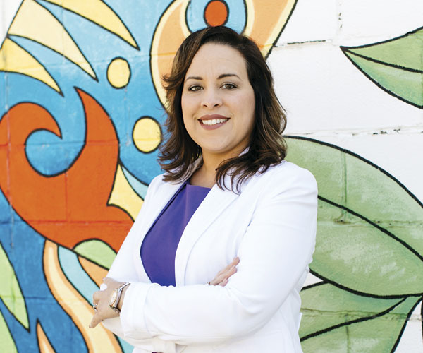 Councilwoman Jasmin Santana Wants More Attention For Her Ward