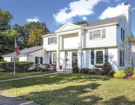 Matthews' Home