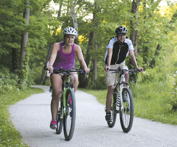 Bike The Towpath Trail