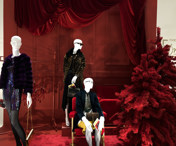 3 Things To See In Saks Fifth Avenue Holiday Display
