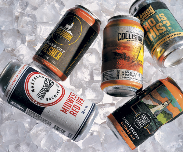 Craft Cans: 5 Cleveland Brewers Embracing Aluminum