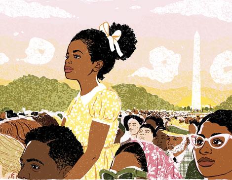 MLK Doodle