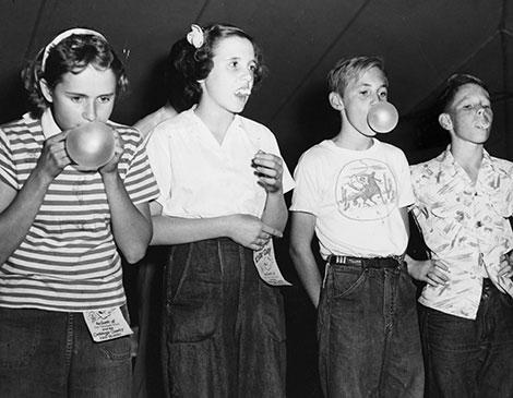1952 Cuyahoga County Fair
