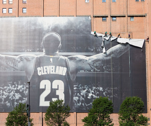 More Than A Game: On LeBron Leaving Cleveland