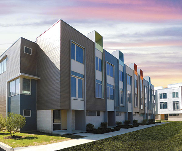 One Midtown Townhomes