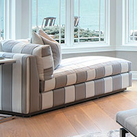 Callout Chaise Lounge