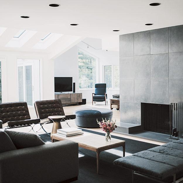 Merveilleux Midcentury Modern Living Room ...