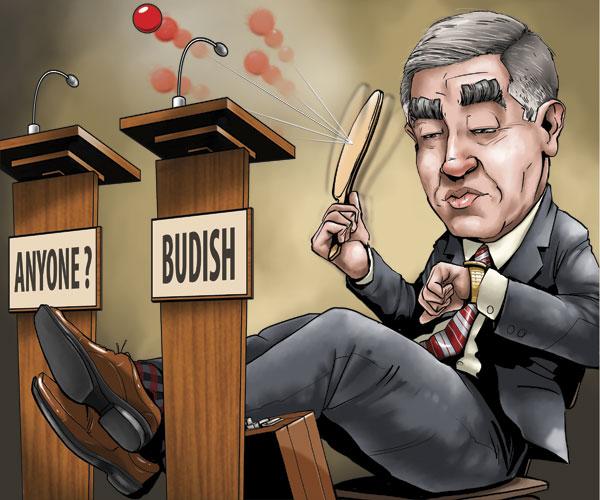 Armond Budish Debate