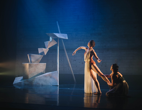Elu Dance Co. Rethinks A Mythic Tale