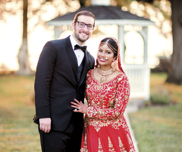 You're Invited To Homa Bash's Elegant Wedding