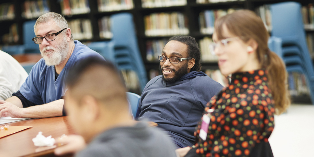 ID13 Prison Literacy Project