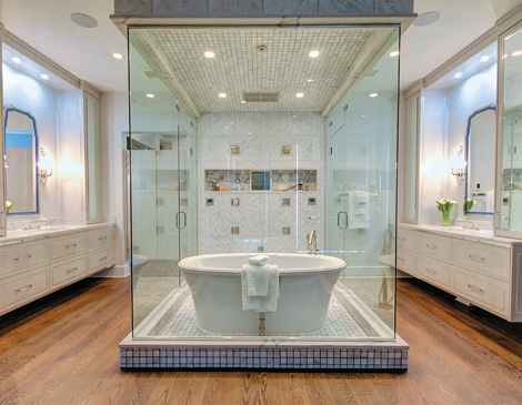 Avon Lake Bathroom
