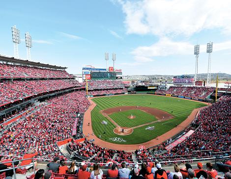 A Baseball Lover's Dream Road Trip To Cincinnati