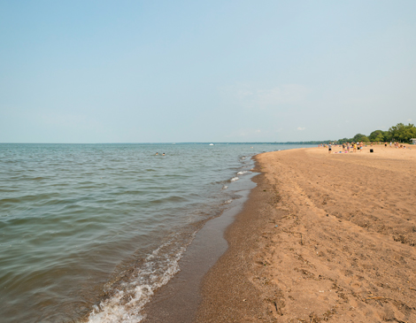 Nickle Plate Beach