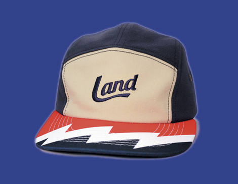 Retro Land Hat