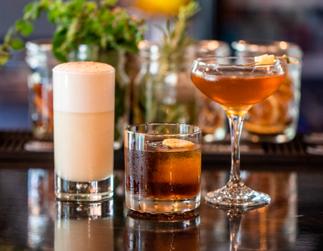 Distill Table, CLE Cocktails, Best Of CLE