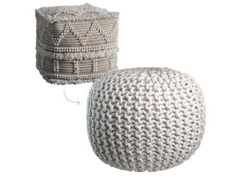 Products Pouf